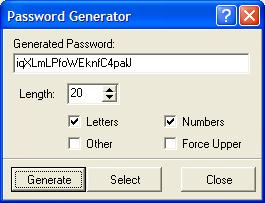 Password Keychain